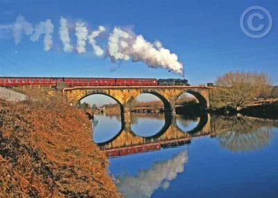 Steam Train (Day)