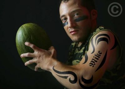 Melon Rugby