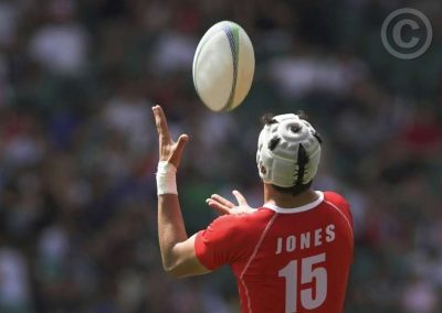 Rugby Ball Catch