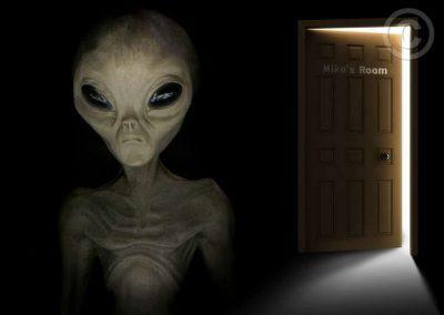 Alien in your Room