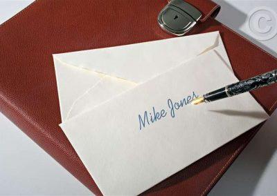 EnvelopeWriting
