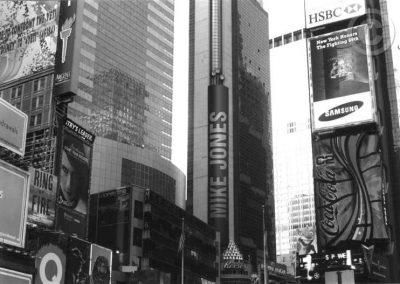 New York (Black and White)